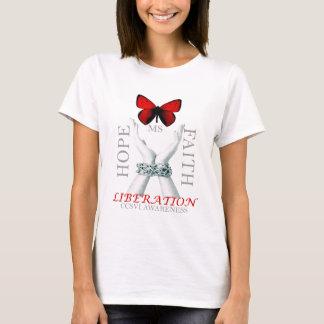 CCSVI Hoffnung T-Shirt