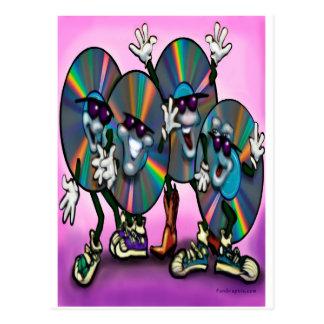 CD Gruppe Postkarten