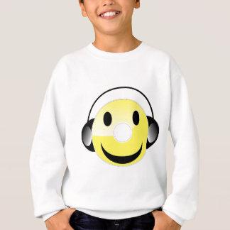 CD smiley Sweatshirt