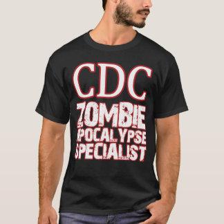 CDC-Zombie-Apokalypse-Spezialist T-Shirt