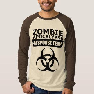 CDC-Zombie-Apokalypse-WarteteamRaglan T-Shirt