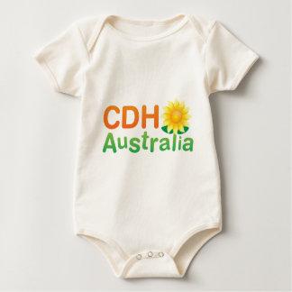 CDH Australien Baby Strampler
