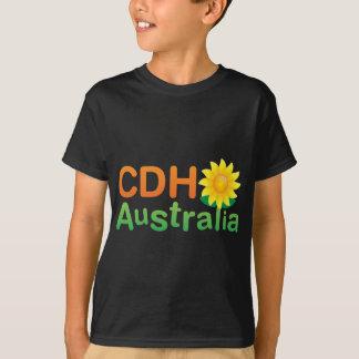 CDH Australien Bewusstseins-T-Shirts T-Shirt