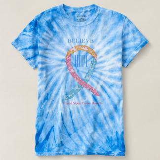 CDH Bewusstseins-Band-kundenspezifischer T-shirt