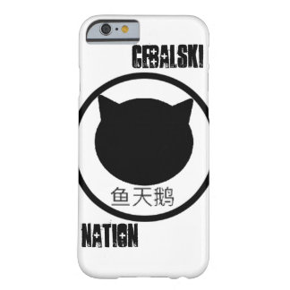 Cebalski merch Telefon-Kasten iPhone 6 Barely There iPhone 6 Hülle