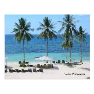 Cebu, Philippinen Postkarten