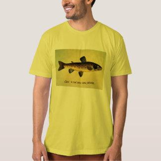 """""""Ceci n'est Pas une plante. """"Forelle-T - Shirt"""