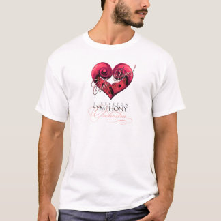 Cello-Liebe - Rosa T-Shirt