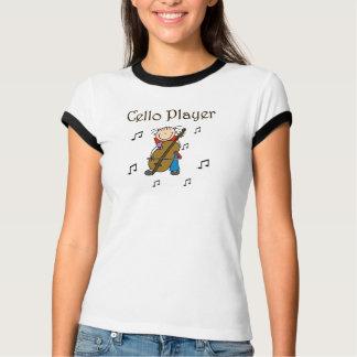 Cello-Spieler-Shirt T-Shirt