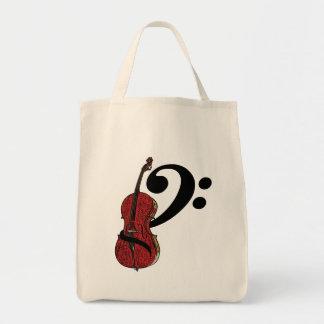 CelloClef Tragetasche