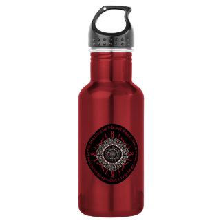 Celtic Lovecraftian kosmische Monster-Gottheit Trinkflasche