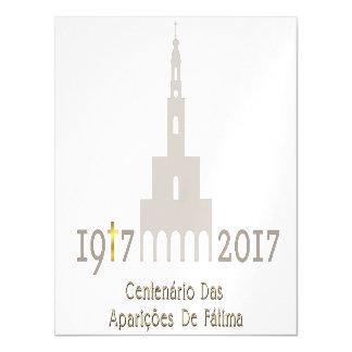 Centenário DAS Aparições de Fátima - Portugal Magnetische Karte