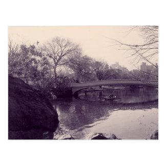Central Park, Central Park - NY Postkarte