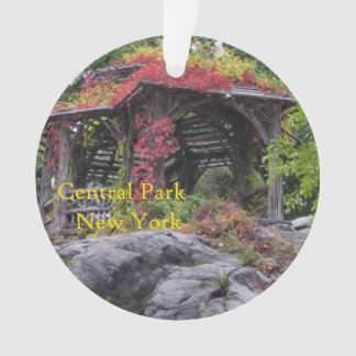 Central Park in New York Ornament