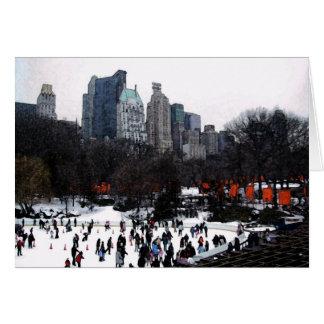 Central Park-Tore Karte