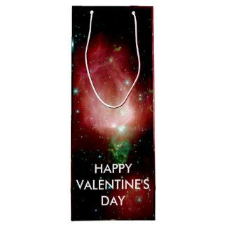 Cepheus Valentinstag spielt die NASA die Geschenktüte Für Weinflaschen