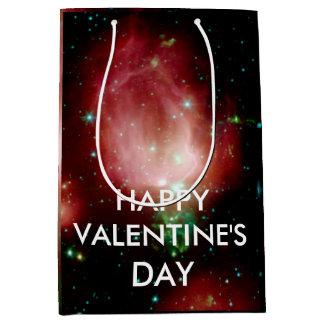 Cepheus Valentinstag spielt die NASA die Mittlere Geschenktüte