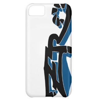 Cero-Elfenbein (blauer) iPhone Kasten iPhone 5C Hülle