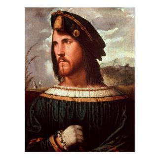 Cesare Borgia-Herzog von Valencia Postkarte