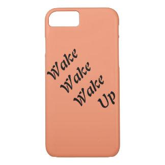 Cese Iphone wachen auf iPhone 8/7 Hülle
