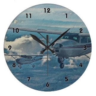Cessna 182 - Seattle Uhren