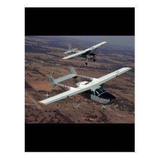 Cessna 337, and_Classic Luftfahrt 1967 Postkarten