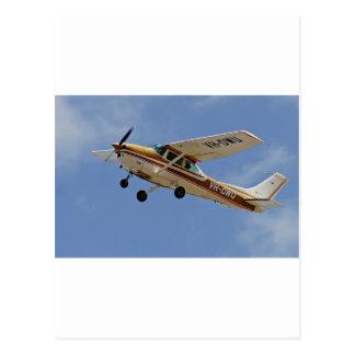 Cessna Postkarte