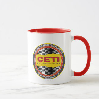 CETI Wecker-Kaffee-Tasse Tasse