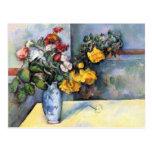 Cezanne Kunst-Postkarte