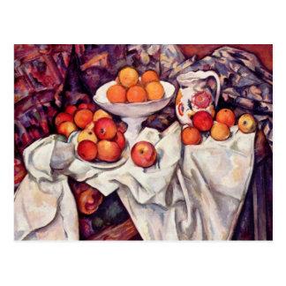 Cezanne Kunst-Postkarte Postkarte