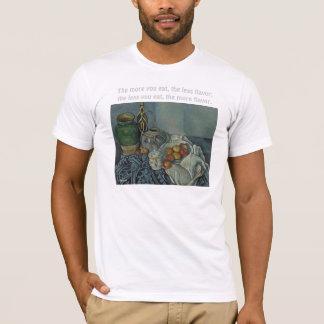 Cezanne und chinesisches Sprichwort T-Shirt