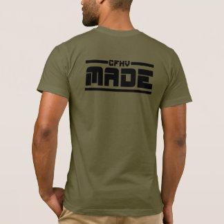 CFHV stellte T-Shirt her