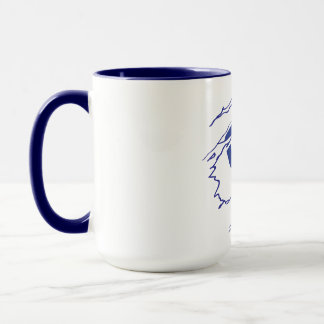 CFHV Superheld-Kaffee-Tasse Tasse