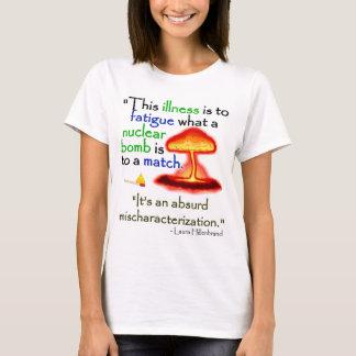 CFS/Absurd Mischaracterizations-Licht T-Shirt