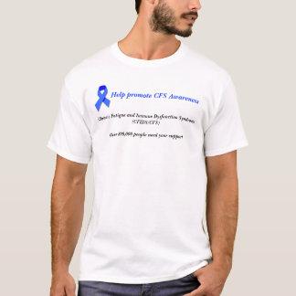 CFS-Bewusstseins-Shirt T-Shirt