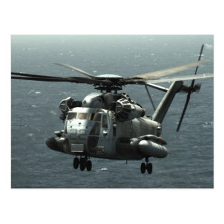 CH-53E SuperStallion Postkarte