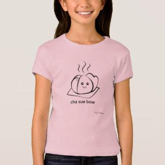 Cha Sue die Art Mädchens des Bogen-| T-Shirt