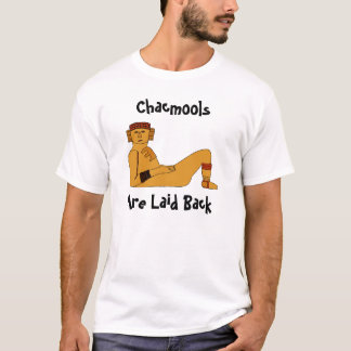 Chacmool Chac-mool Archäologie-Shirt-Archäologe T-Shirt