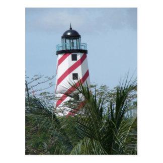 Chaguaramas Leuchtturm, Trinidad-Postkarte Postkarte