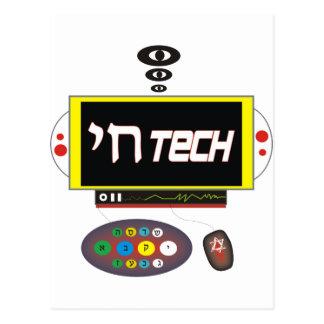 Chai-Technologie Postkarte