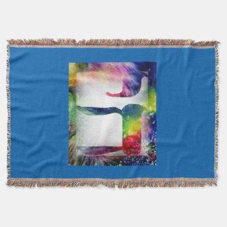 Chai-Wurfs-Decke Decke