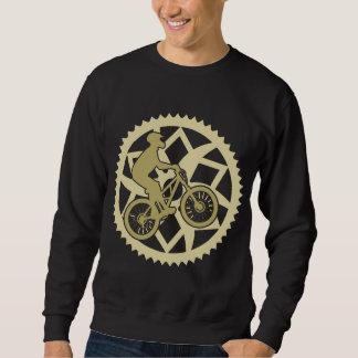 Chainring Radfahrer Sweatshirt