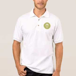 Chainring Schädel Polo Shirt