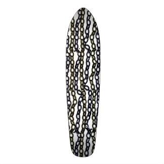 Chains Skate Board