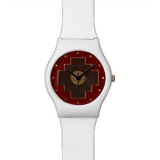 Chakana Kreuz Armbanduhr