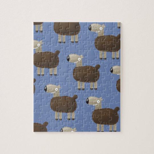 Chakka the Alpaca Puzzle
