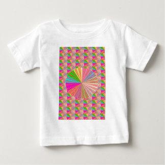 Chakra EINZIGARTIGER runder Kreis-Künstler NAVIN Baby T-shirt