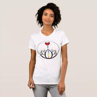 Chakra Lotus T-Shirt