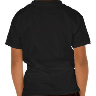Chakra Mandala-Kreis runde kreisförmige bunte T-Shirts