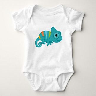 Chamäleon-Baby-Jersey-Bodysuit Babybody